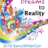 SavvyAuthors 2019 WriterCon: Dreams to Reality