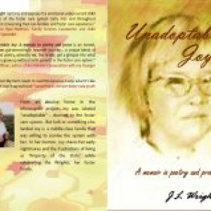 Unadoptable Joy: A memoir in poetry and prose