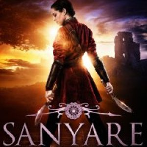 Sanyare The Heir Apparent Cover.jpg