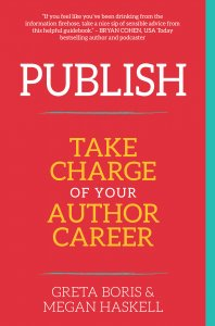 PUBLISH: Take Charge of Your Author Career