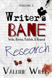 Writer's Bane: Research